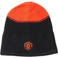 Manchester United Beanie Black