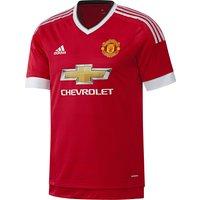 Manchester United Home Adi Zero Shirt 2015/16 Red