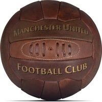 Manchester United Heritage Retro Football - Size 5
