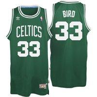 Boston Celtics Road Soul Swingman Jersey - Larry Bird - Mens
