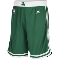 Boston Celtics Road Swingman Shorts - Mens