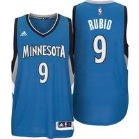 Minnesota Timberwolves Road Swingman Jersey -Ricky Rubio - Mens