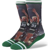Boston Celtics Stance Hardwood Classics Player Socks - Larry Bird