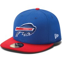 Buffalo Bills New Era 59FIFTY Authentic On Field Fitted Cap
