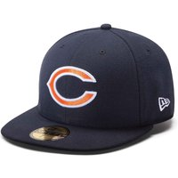 Chicago Bears New Era 59FIFTY Authentic On Field Fitted Cap