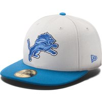 Detroit Lions New Era 59FIFTY Authentic On Field Fitted Cap