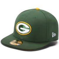 Green Bay Packers New Era 59FIFTY Authentic On Field Fitted Cap