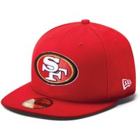 San Francisco 49ers New Era 59FIFTY Authentic On Field Fitted Cap