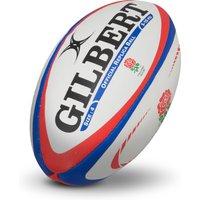 Gilbert Replica Rugby Ball - Size 4