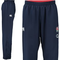 England Rugby Presentation Pant Navy