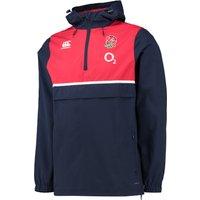 England Rugby Showerproof Jacket Navy
