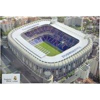 Real Madrid Stadium Poster - 61 x 91.5cm