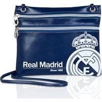 Real Madrid Mini Shoulder Bag - Blue/Silver