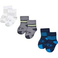Real Madrid Pack of 3 Socks - Kids