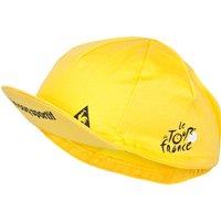 Le Tour de France Le Coq Sportif Cycling Cap - Yellow