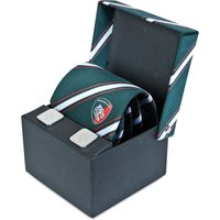 Leicester Tigers Cufflink and Tie Set