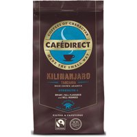 Image For Cafedirect Kilimanjaro Roast and Ground Coffee - 227g