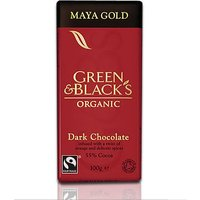 Image For Green & Blacks Maya Gold 100g