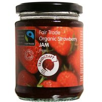 Image For Organic Strawberry Jam 340 g