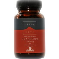 Terranova Cranberry 300mg - 50caps