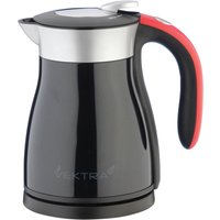 Vektra Vacuum Eco Kettle - 1 Series - 1.2 Ltr Black & Red