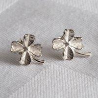 Mosami Clover Luck Earrings