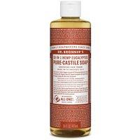 Dr Bronner Organic Eucalyptus Castile Liquid Soap - 473ml