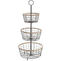 Koba Wire Bowl Stand