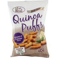 Eat Real Quinoa Puffs - Jalapeno Flavour 113g