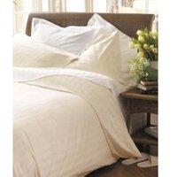 Natural Collection Organic Cotton Pair of Pillowcases - Ecru