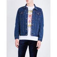 Sgt. Pepper embroidered denim jacket