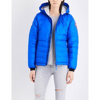 Camp shell down jacket