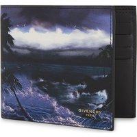 Hawaii smooth leather wallet