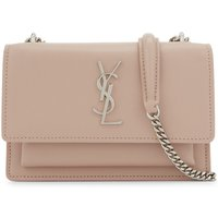 Monogram Sunset leather wallet-on-chain