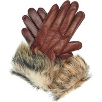 Toscana smart leather gloves