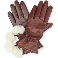 Brita smart leather gloves