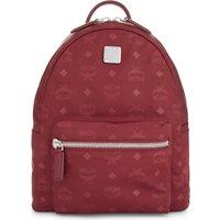 Dieter monogrammed nylon backpack