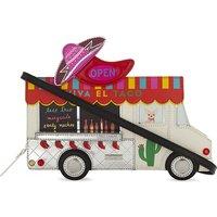 Kate Spade New York Taco truck leather cross-body bag, Women's, Multi