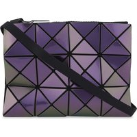 Lucent iridescent cross-body bag