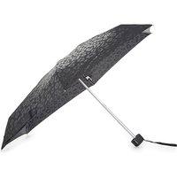 Leopard print umbrella