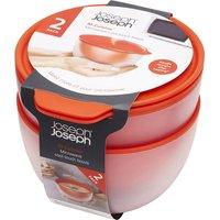 Joseph Joseph Set of two M-cuisine cool-touch microwave bowls