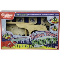 Rubber band shooter game