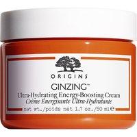 Ginzing ultra-hydrating energy-boosting cream 50ml