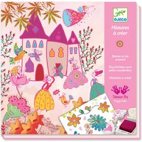 Djeco Create Your Own Princess Story kit