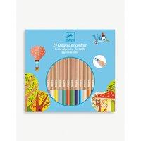Djeco Coloured pencils set of 24