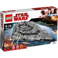 Star Wars Episode VIII First order star destroyer figure