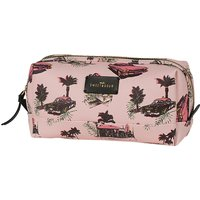 Sweet And Sour Cadillac square make-up bag