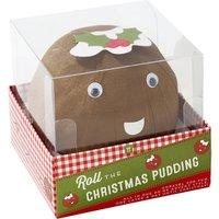 Christmas pudding wonderball