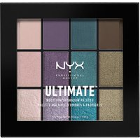 Ultimate multi-finish eyeshadow palette