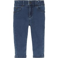 Embroidered denim jeans 6-36 months